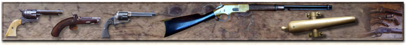 Guns With a History - Antique Firearms